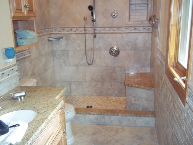 Bathroom Remodel Traditional Bathroom Milwaukee By Axis Kitchen Bath Design Center