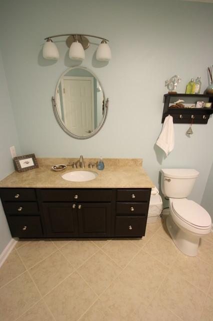 Bathroom Remodel Basic Simple