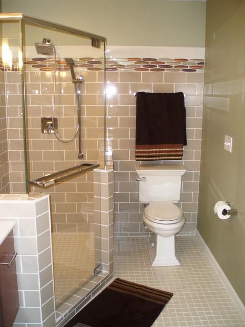 Bathroom Remodel/Before-After contemporary-bathroom