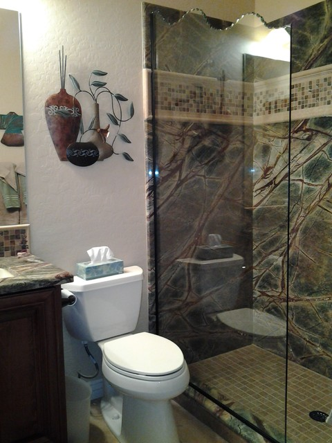 Bathroom Remodel Traditional Bathroom Phoenix By Bulldog Design Build Llc