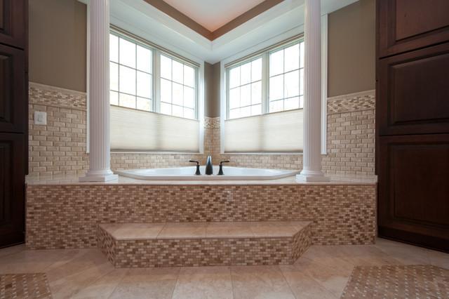 bathroom remodel mediterranean-bathroom