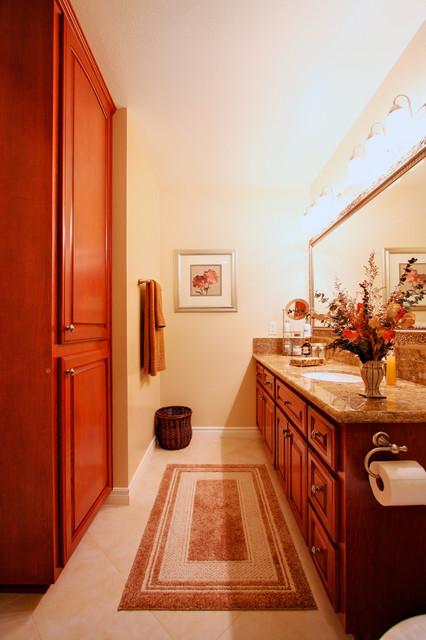 Bathroom Remodel: Cook traditional-bathroom