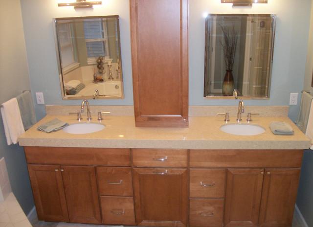 Bathroom Remodel, Copley, OH #1 contemporary-bathroom