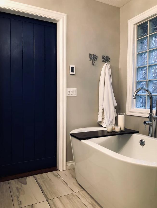 Bathroom Remodel - Contemporary - Bathroom - Calgary - by ...