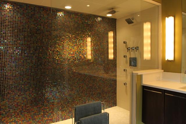 Bathroom Remodel Modern Bathroom Indianapolis By