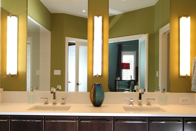 Bathroom remodel modern bathroom indianapolis by for Bathroom remodel indianapolis