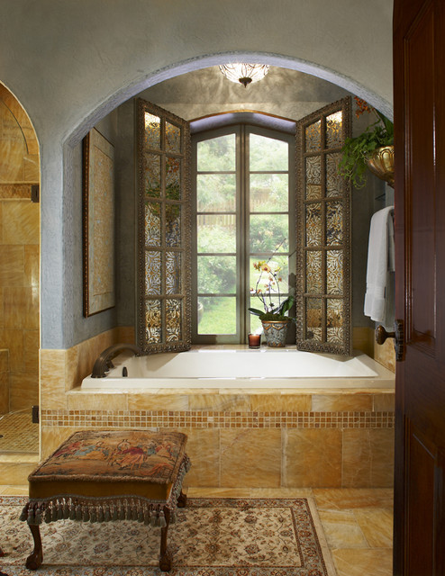 Bathroom Remodel Mediterranean Bathroom Dallas By