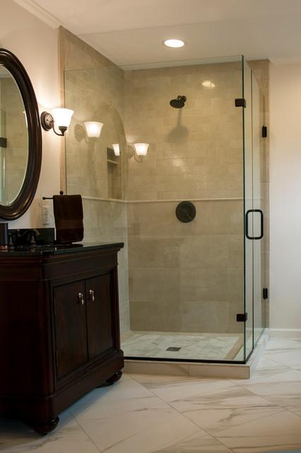 Bathroom remodel traditional bathroom nashville by for Bath remodel nashville