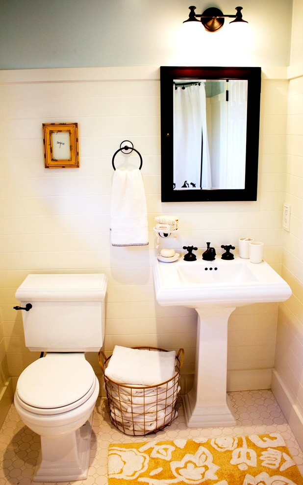 Bathroom Remodel - Farmhouse - Bathroom - Sacramento