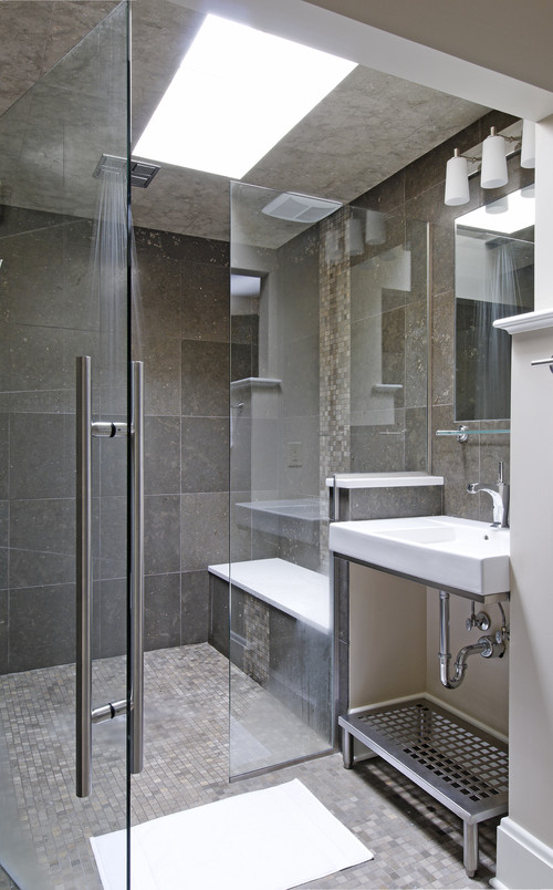 contemporary bathroom Shower Enclosures: Which One is Right for Me?