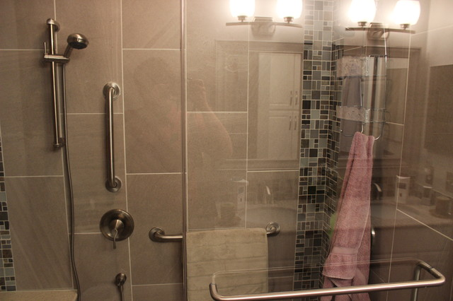 Bathroom Remodel In Abingdon Maryland Modern Bathroom