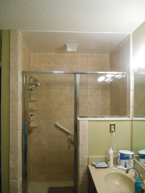bathroom remodel in fern creek area louisville ky mediterranean