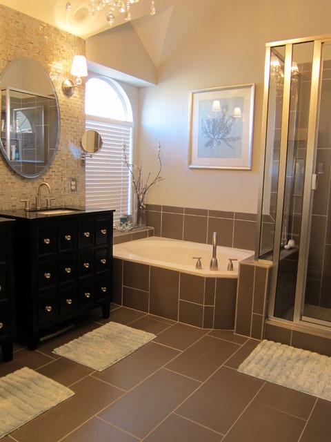 Bathroom Remodel In Fort Worth Tx Contemporary Bathroom Dallas By The Floor Barn