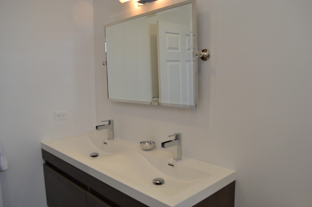 Bathroom Remodel in San Fernando Valley contemporary bathroom