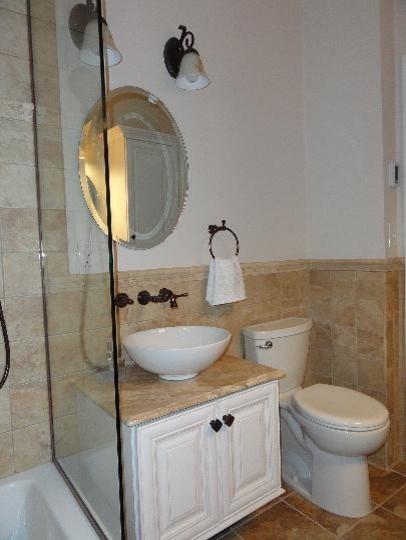 Bathroom Remodel In Malden Ma Traditional Bathroom Boston By Design Solution Group