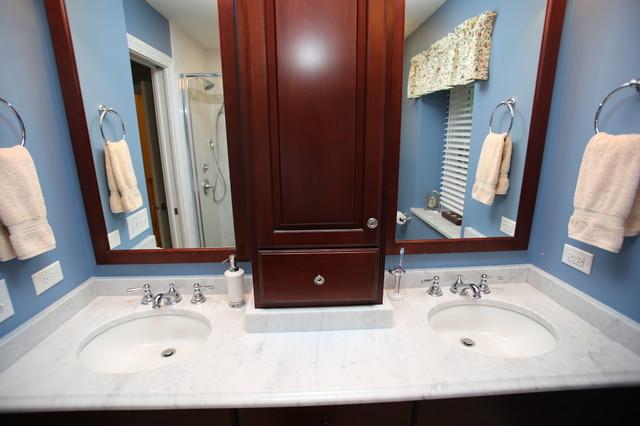 Bathroom remodel in naperville il contemporary for Bathroom remodeling naperville il