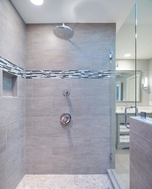 Bathroom Remodel In Overland Park Modern Bathroom