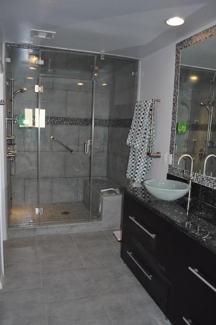 Bathroom remodel in los angeles contemporary bathroom for Bath remodel los angeles