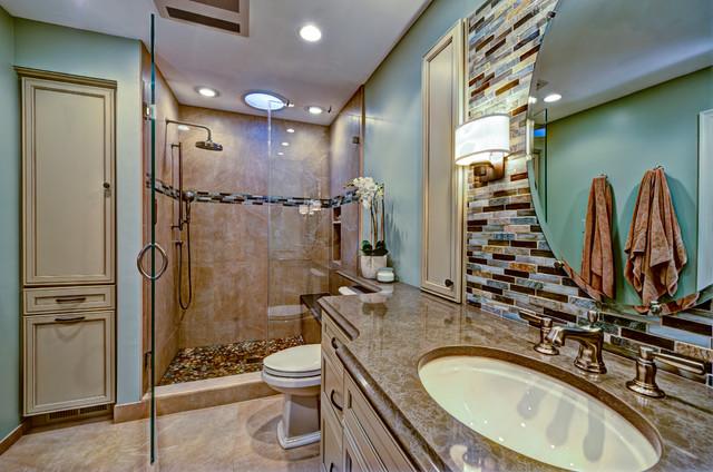 Bathroom Remodel in Vienna, VA traditional-bathroom