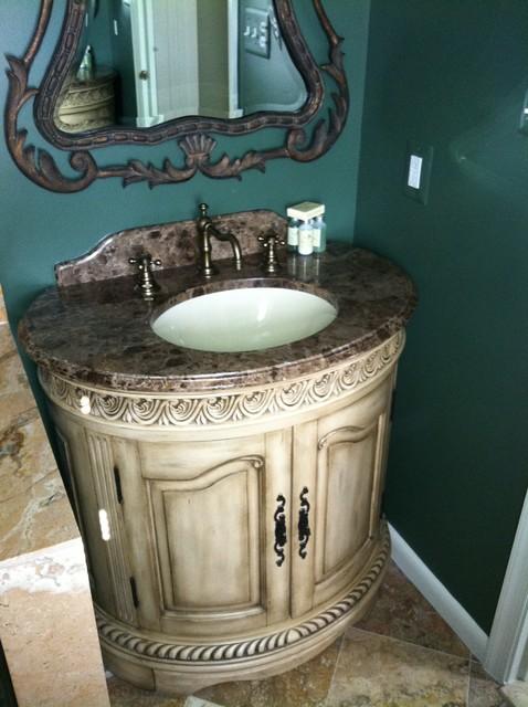Bathroom Overhaul in Vienna, VA traditional-bathroom