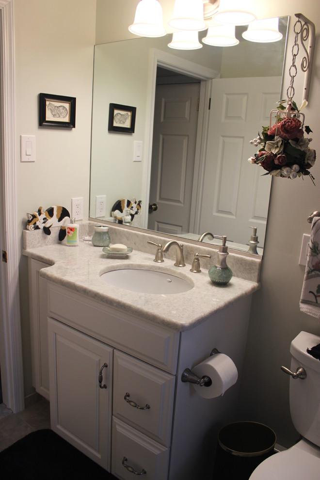Bathroom Remodel in Yardley, PA - Traditional - Bathroom ...