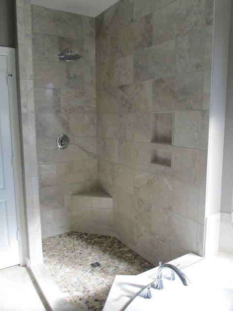 Bathroom remodel bathroom houston by katy tile marble for Bath remodel katy