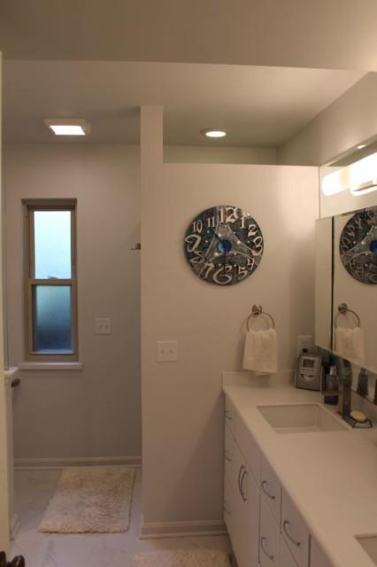 Bathroom Remodel Lakewood Contemporary Bathroom