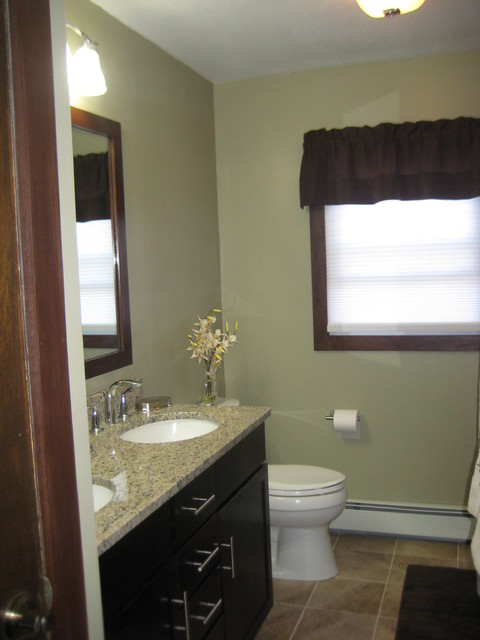 Bathroom Remodel Traditional Bathroom Providence