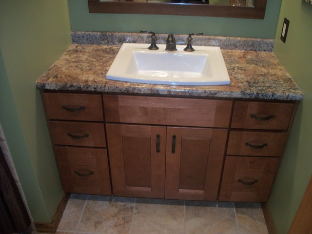 Bathroom Remodel Medina Oh 4 Traditional Bathroom Cleveland By Cabinet S Top