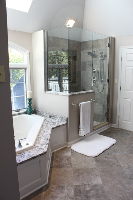 Bathroom Remodel Medina Oh 5 Transitional Bathroom Cleveland By Cabinet S Top