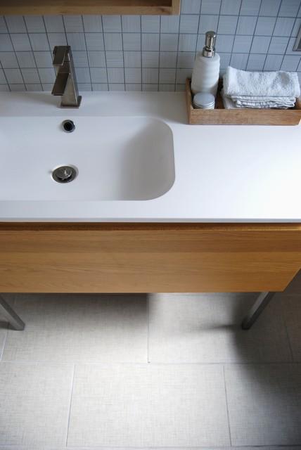 Bathroom Remodel modern-bathroom