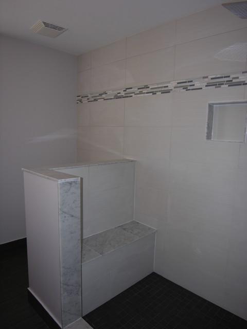 Bathroom remodel Newmarket traditional-bathroom