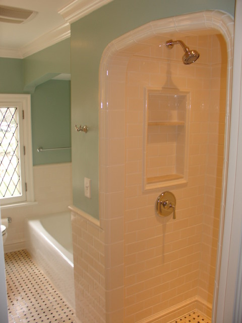 Bathroom Remodel Traditional Bathroom Milwaukee By One Room At A Time Inc