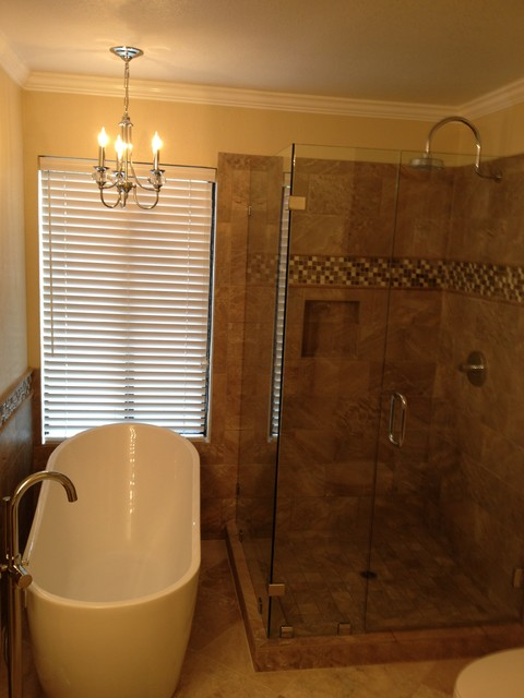 Bathroom remodel traditional bathroom san diego by for Bathroom remodel san diego