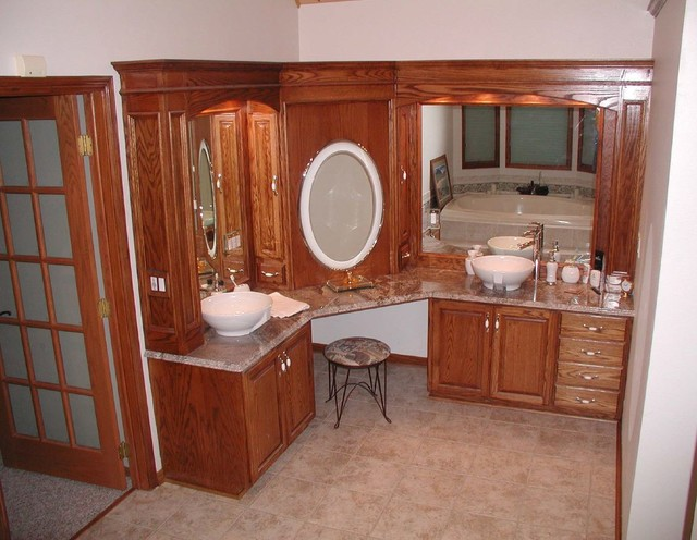 bathroom remodel traditional bathroom omaha by precision