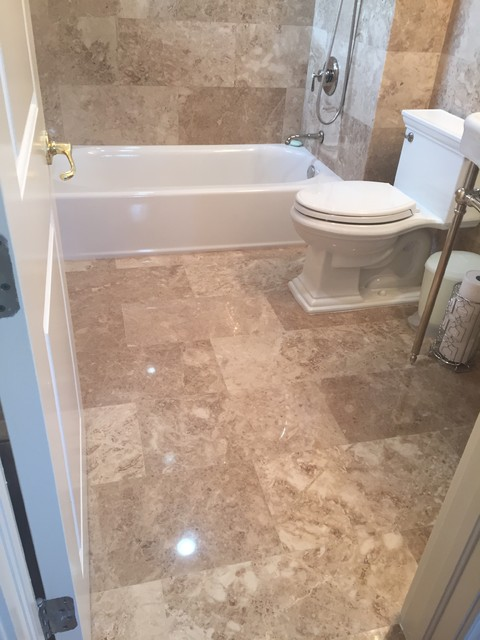Bathroom remodel private residence fort lauderdale for Bathroom remodeling fort lauderdale fl