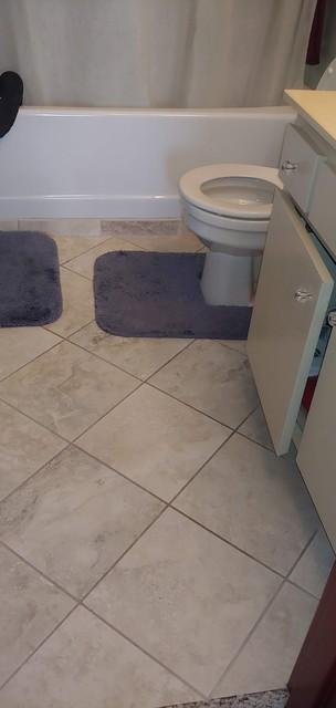 Bathroom - bathroom idea in San Diego