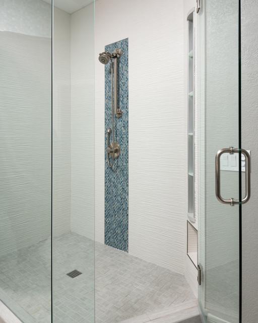 Bathroom Remodel Shades of Blue
