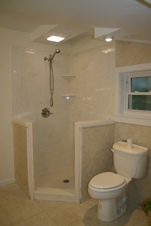 Bathroom Remodel - Traditional - Bathroom - Birmingham ...