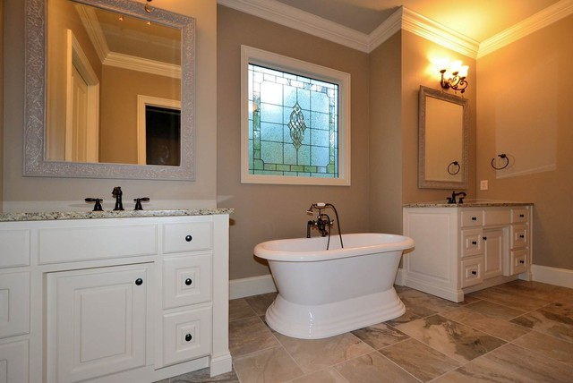 Bathroom Remodel Start To Finish Traditional Bathroom Birmingham By Kathy Beaumont