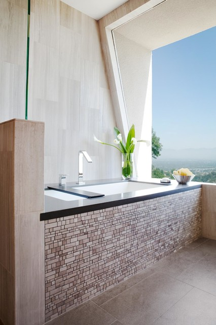 Bathroom Remodeling Los Angeles >> Bathroom Remodel- Studio City, CA - Contemporary - Bathroom - Los Angeles - by Ferguson Bath