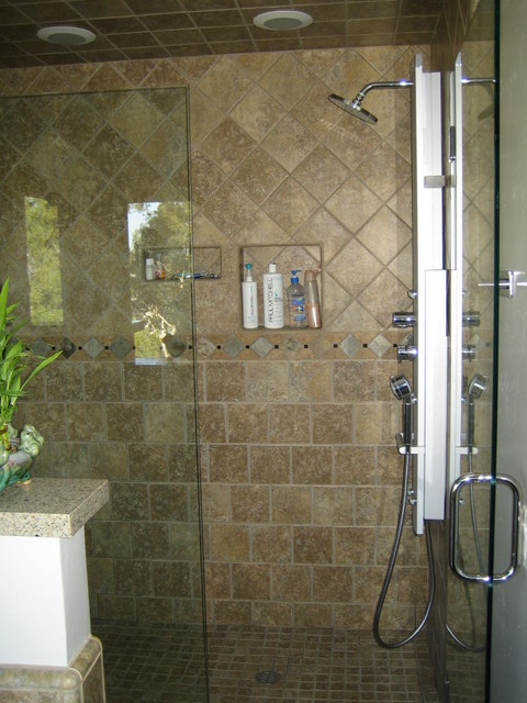 bathroom remodel tub shower tile traditional bathroom