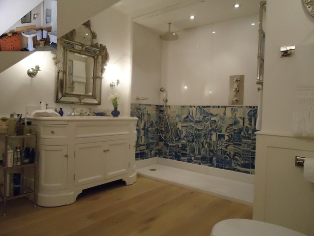 Our Recommendations For Traditional Bathrooms: Bathroom Remodel With Our Torrington Floor From The High