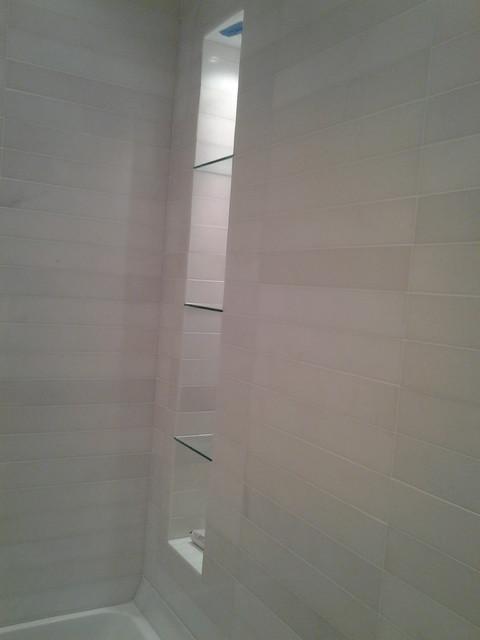 Bathroom Remodeling (100 Reade St) - Modern - Bathroom ...