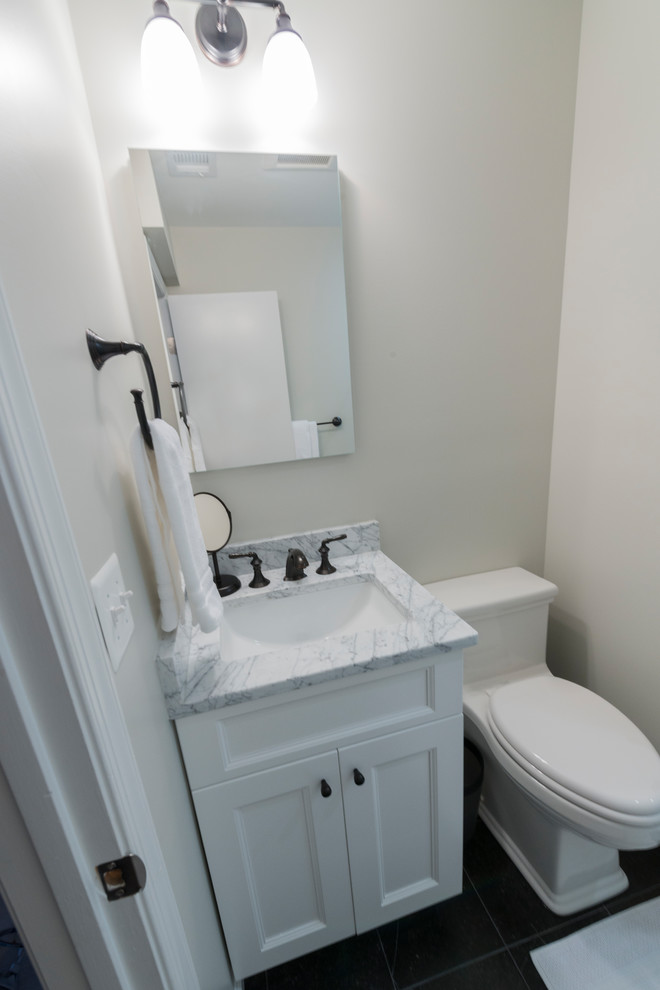 Bathroom Remodeling | Alexandria, VA - Transitional ...