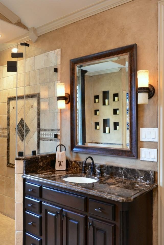 Bathroom remodeling and cabinets - Traditional - Bathroom ...
