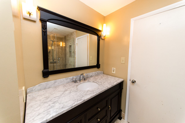 Bathroom remodeling bethesda md traditional bathroom Bathroom remodel maryland
