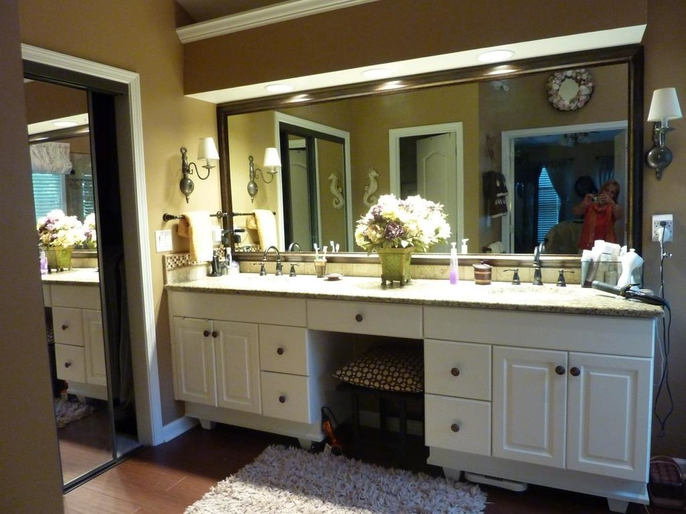 Bathroom Remodeling Charlotte NC - Traditional - Bathroom ...