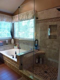 Bathroom remodeling charlotte nc for Bathroom remodel new bern nc