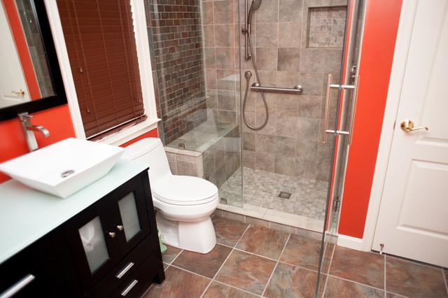 Bathroom remodeling Columbia MD Modern Bathroom
